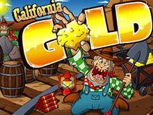 Автомат онлайн California Gold от Microgaming – азартная игра