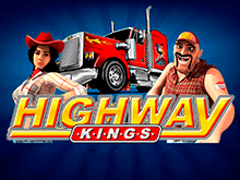 Автомат онлайн Highway Kings – выбор слота от Playtech